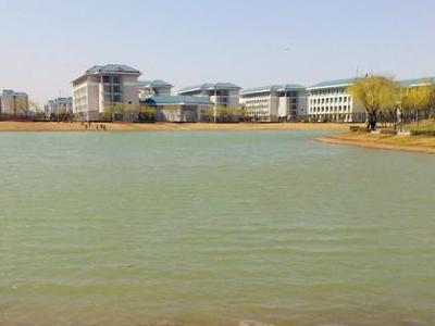 华北水利水电学院图片