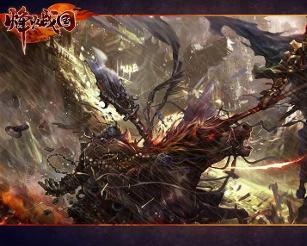 烽火战国 游戏海报图片