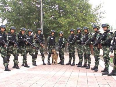 中国人民武装警察部队特种警察学院图片