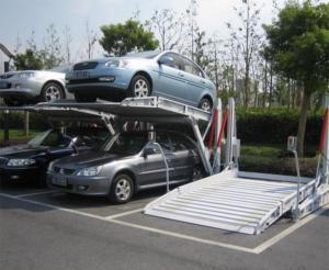 簡易升降式車庫