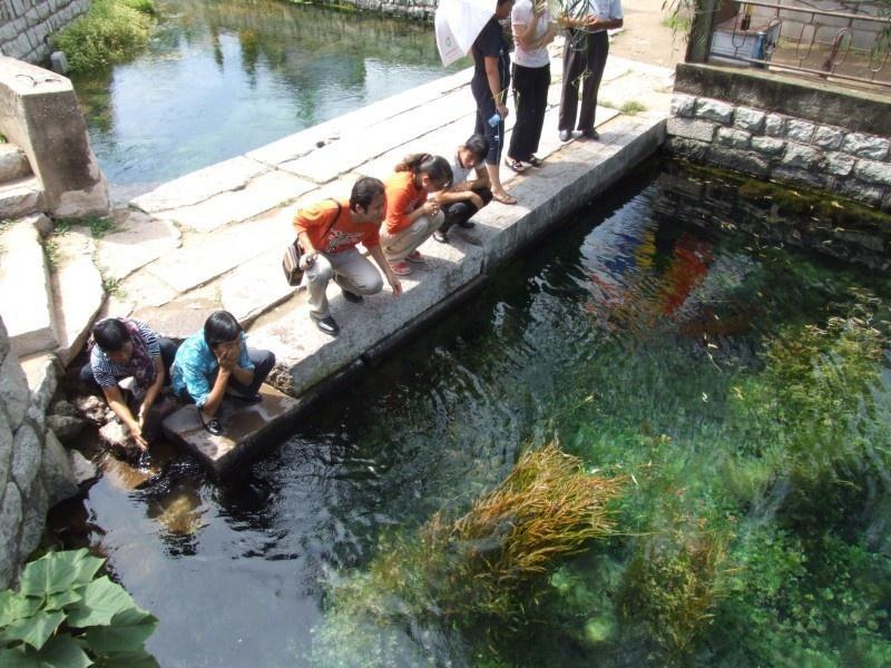 泗水泉林泉群风景区