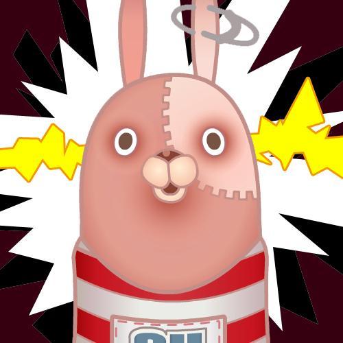 越狱兔第二季国�_越狱兔(日本富冈聡指导三维动画短篇喜剧)