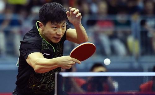 中国选手取得世界乒乓球比赛的大部分冠军,甚至多次包揽整个赛事的