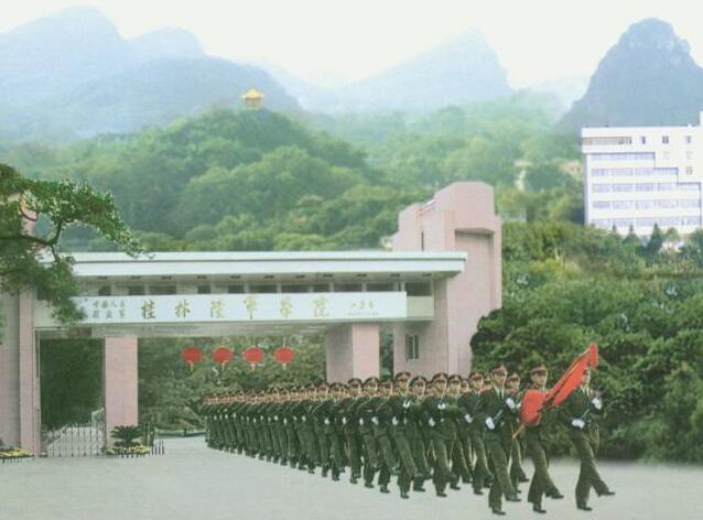 桂林空军学院图片