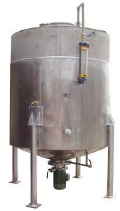 食醋自吸式发酵罐