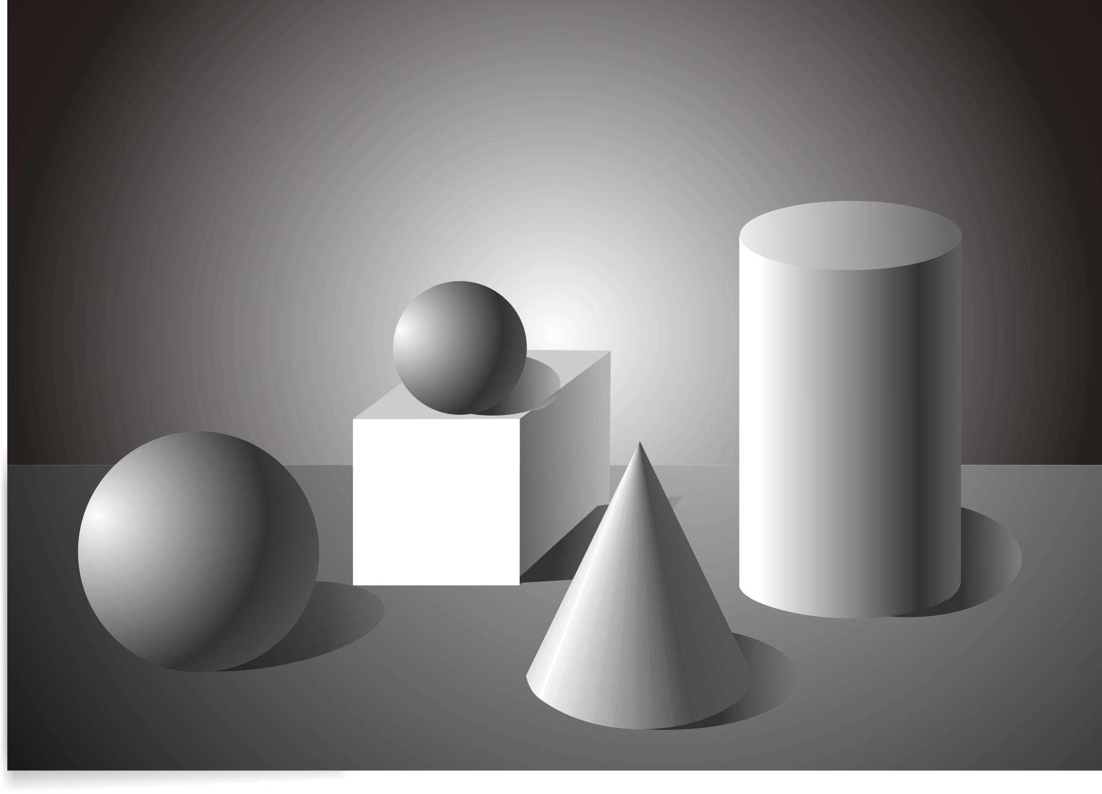 下列几何体中,从正面看,从左面看,从上面看完全相同的