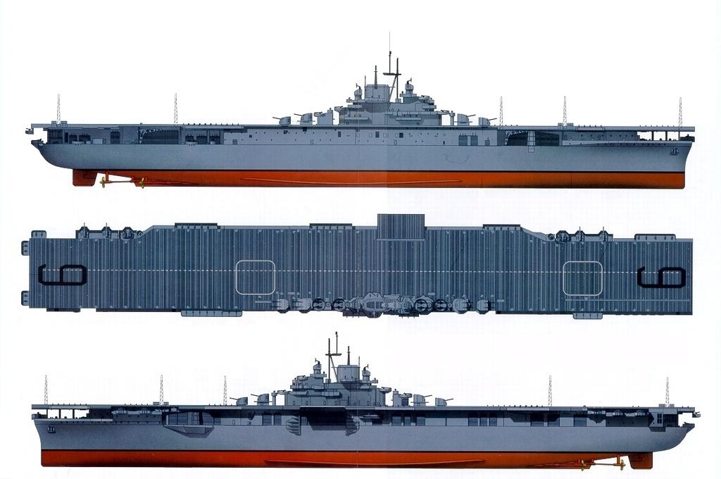 十三米船设计图