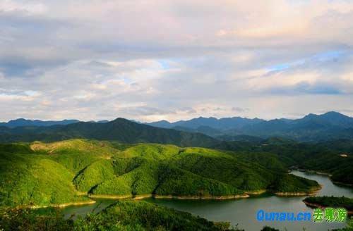 月亮湖 江山 月亮湖是国家水利风景区,浙江省爱国主义教育基地,国家