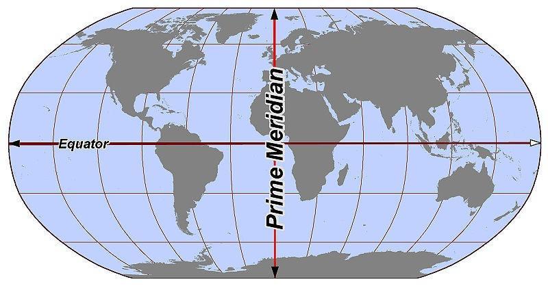 地球经纬度平面图高清