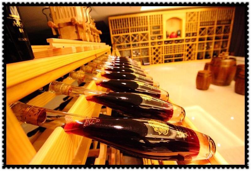 大兴安岭北极冰蓝莓酒庄有限公司图册图片