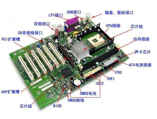 b85m-vplus主板接线图