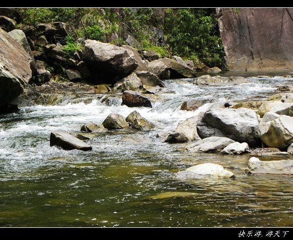 点生态自然风景旅游名胜区始成于1991年,位于中国浙江,温州苍南县莒溪