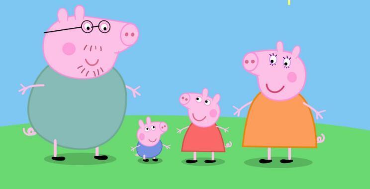 小猪佩奇是一个可爱的但是有些小专横的小猪.