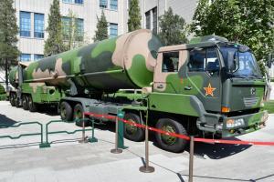 2017-9-19解放军建军90周年主题展览东风-31