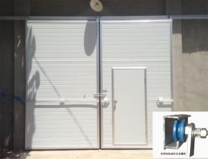 鋁型材平移門小門 來自青島韓天