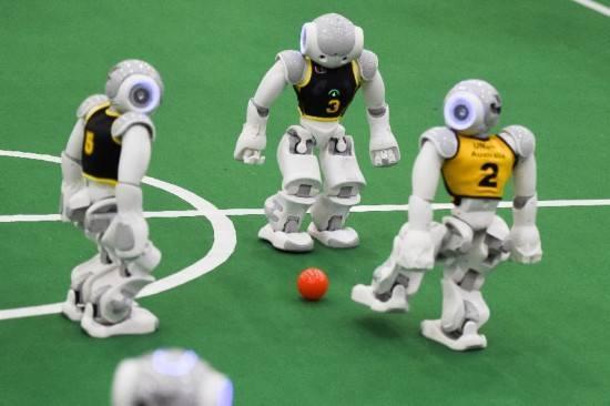 robocup足球挑战赛
