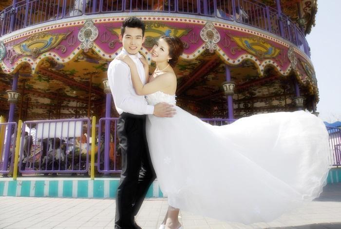 北京婚纱摄影哥弟摄影图册