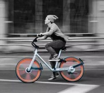 摩拜单车图片