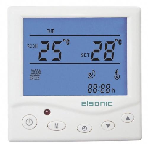 地暖温控_地暖温控器