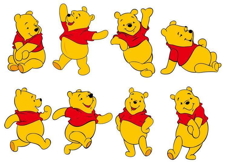 维尼熊(pooh bear)是一头可爱的小熊,诞生于1925年12月24日.