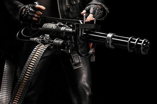 加特林机枪