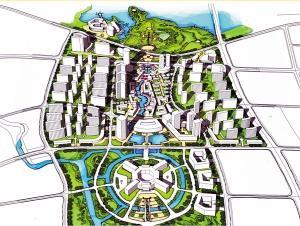 鸭河工区2017经济总量_鸭河工区飞机场规划图