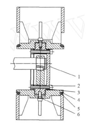 图2 密封组件