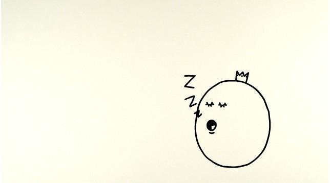 铅笔画小人27
