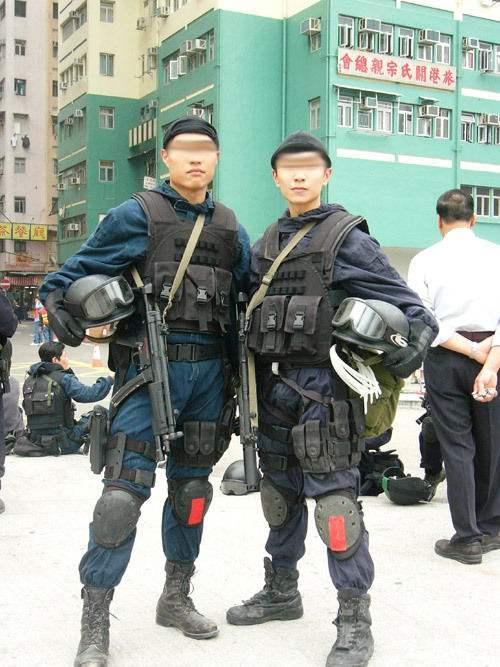 飞虎队(香港反恐特警队)图片