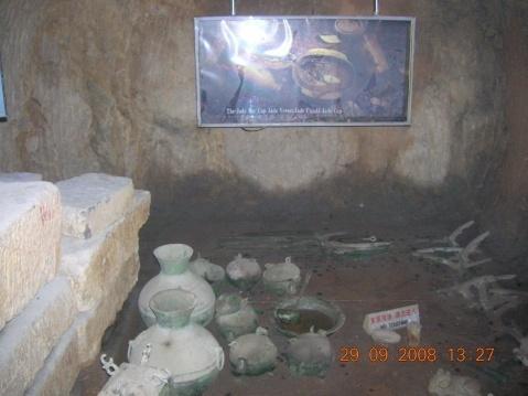 狮子山汉墓图册
