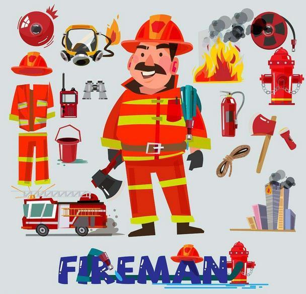 世界上第一个消防将军 1830年12月3日,马莱歇尔被任命为巴黎消防队的