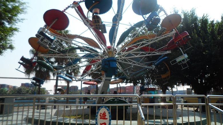 长沙市天心公园旅游攻略