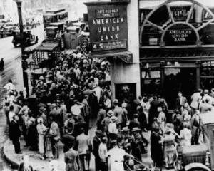 1929经济危机影响