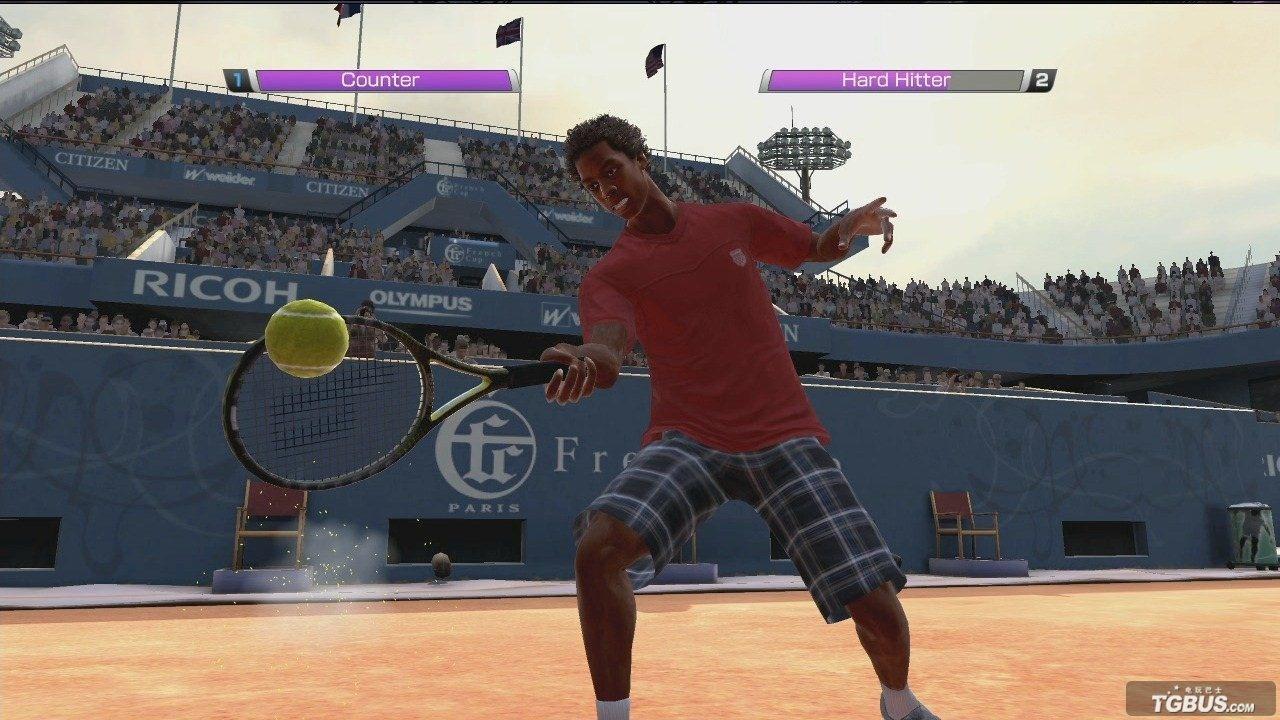 虚拟网球4怎么样?虚拟网球4简介-直播手游