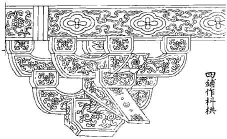 全部版本 历史版本    再举斗拱上的两个构件为例:其一是令拱,《法式图片