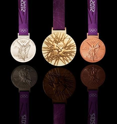 运动会奖牌设计图片