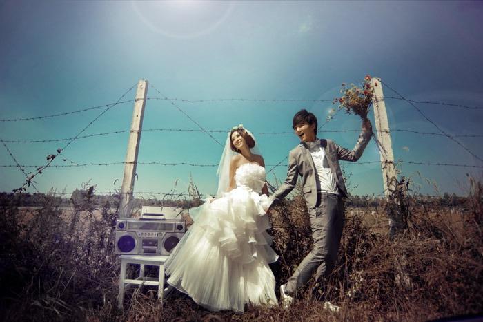 工作室婚纱摄影_个性婚纱摄影工作室