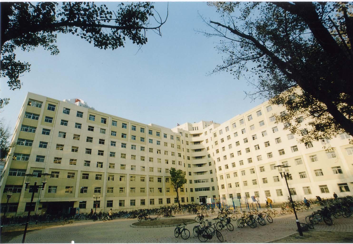 河北大学宿舍