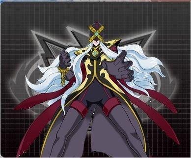 恶魔战神 动画片 战斗王之飓风战魂 角色图片