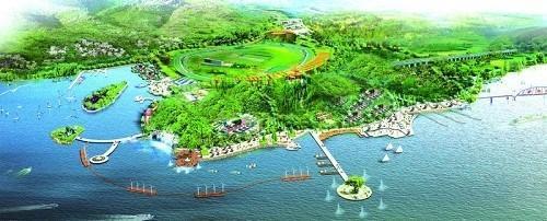 微山湖(中国北方最大淡水湖)