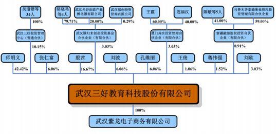 公司股权结构