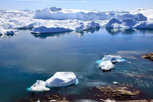格陵兰岛(丹麦属地,世界最大岛屿)