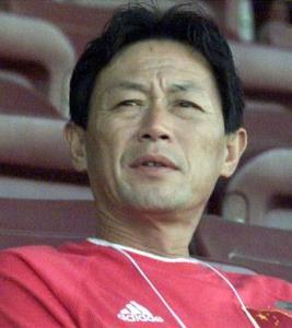 刘春明(原国家足球少年队主教练)