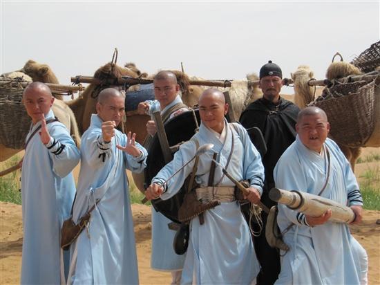 少林寺传奇3大漠英豪图片