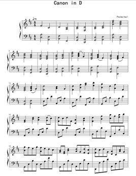 卡农 音乐谱曲技法 搜狗百科