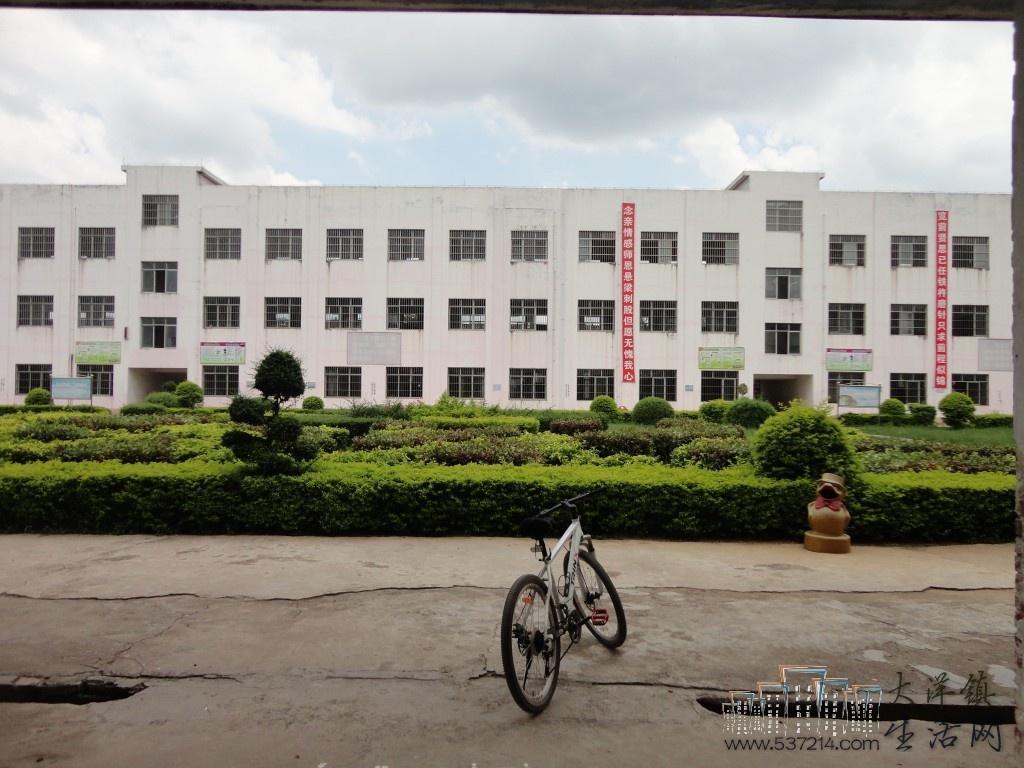 广西桂平市大洋中学图册