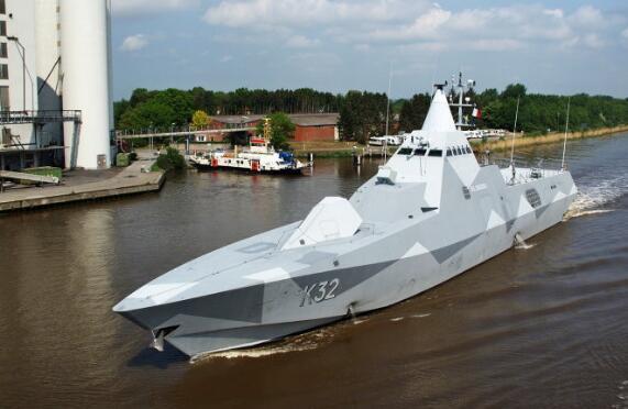 瑞典维斯比级轻型护卫舰