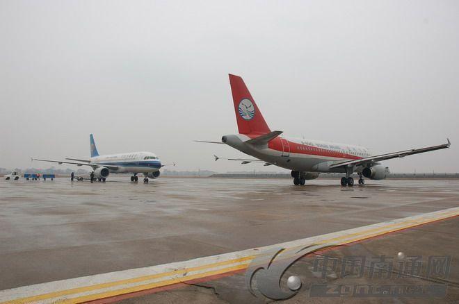 南通至重庆飞机时刻表