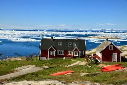 格陵兰岛(丹麦属地,世界最大岛屿) - 搜狗百科
