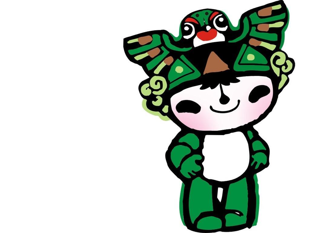 2008北京奥运吉祥物